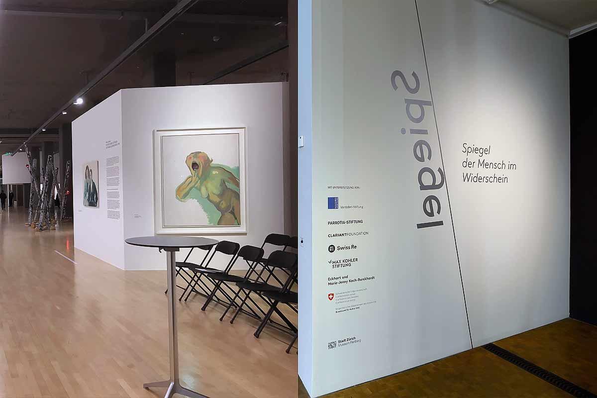 Kulturtrip - zwei Ausstellungen in Zürich und München