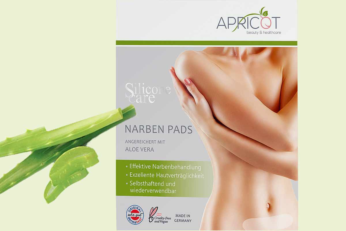 Narben-Pads Silicone care